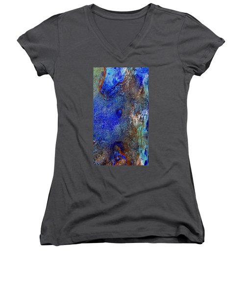 Untitled 29 Women's V-Neck (Athletic Fit)