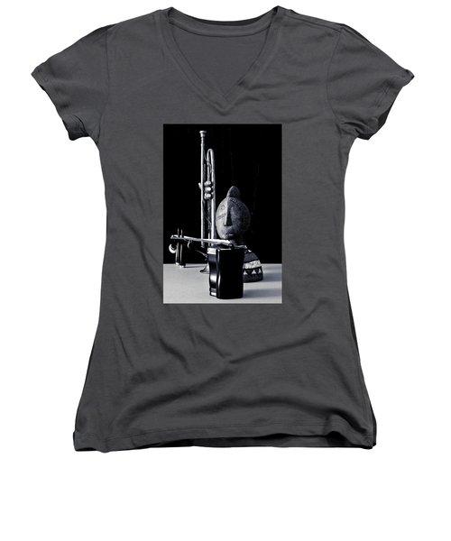 Untitled A Women's V-Neck T-Shirt