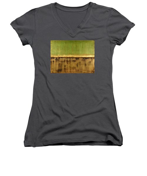 Untitled No. 12 Women's V-Neck T-Shirt (Junior Cut)