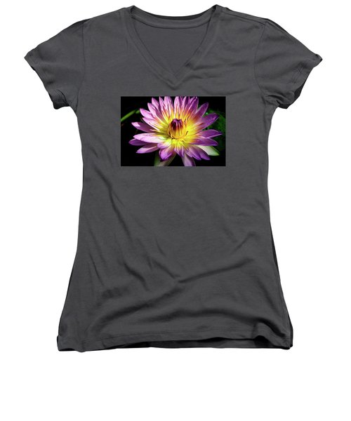 Up Close And Personal Women's V-Neck