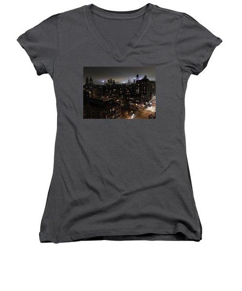 Upper West Side Women's V-Neck T-Shirt