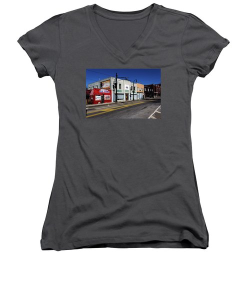 Urban Street Life Women's V-Neck