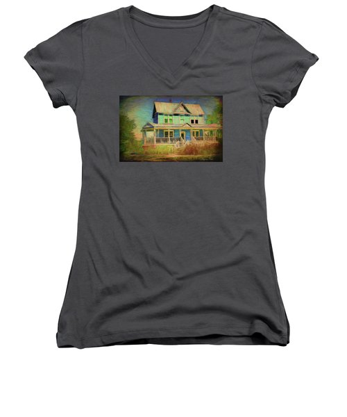 Valentine House Women's V-Neck