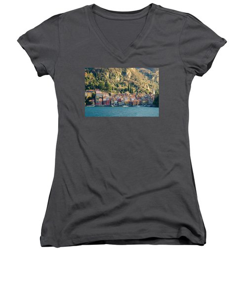 Varenna Village Women's V-Neck