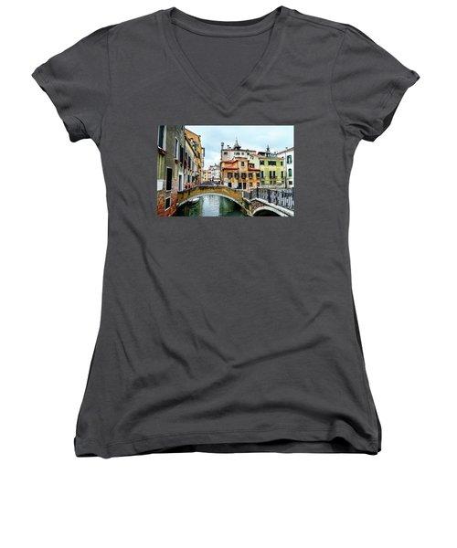 Venice Neighborhood Women's V-Neck