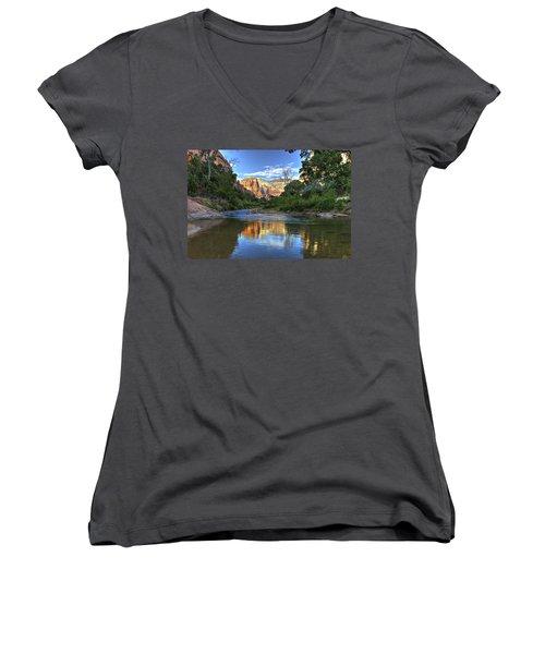 Virgin River Women's V-Neck