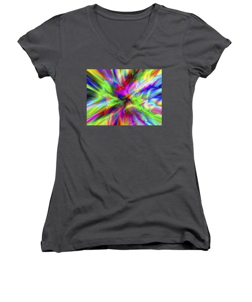 Vision 1 Women's V-Neck T-Shirt