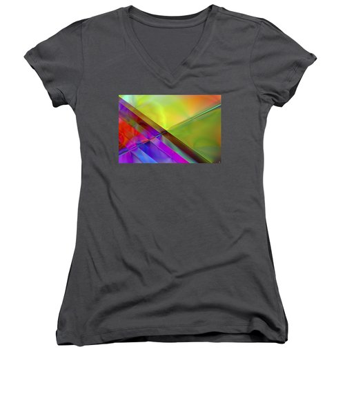 Vision 3 Women's V-Neck T-Shirt