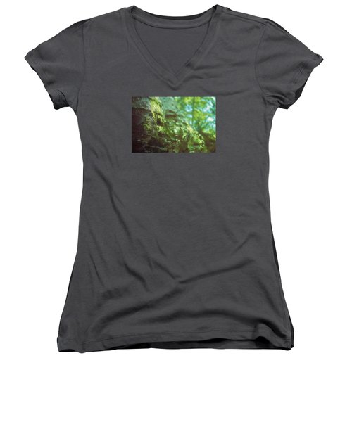 Vision Quest Women's V-Neck T-Shirt