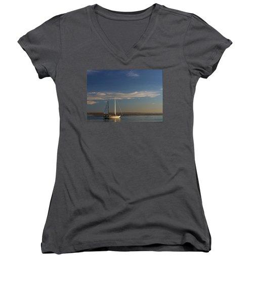 Visual Escape Women's V-Neck T-Shirt