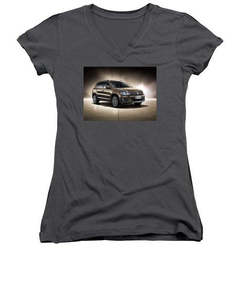 Volkswagen Tiguan Women's V-Neck