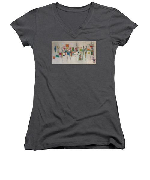 Walkthrough Women's V-Neck (Athletic Fit)