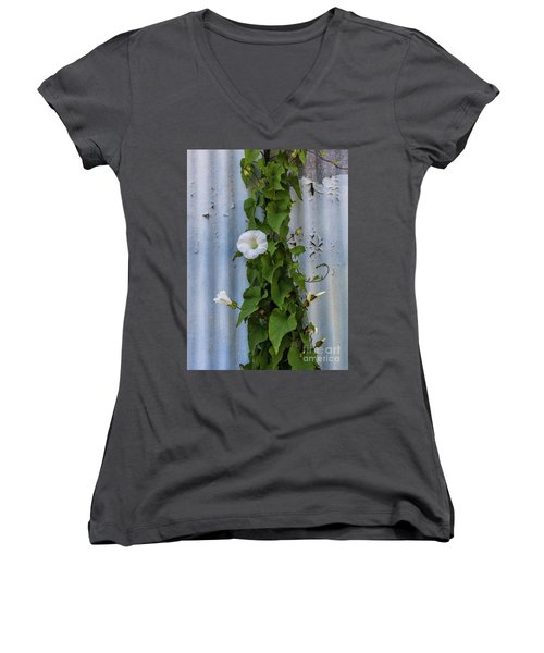 Wall Flower Women's V-Neck (Athletic Fit)