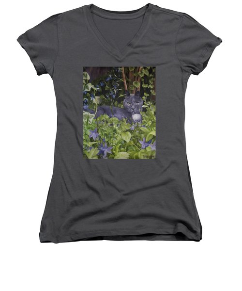 Wallace Women's V-Neck (Athletic Fit)