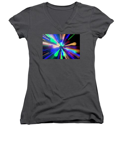 Warp Factor 1 Women's V-Neck