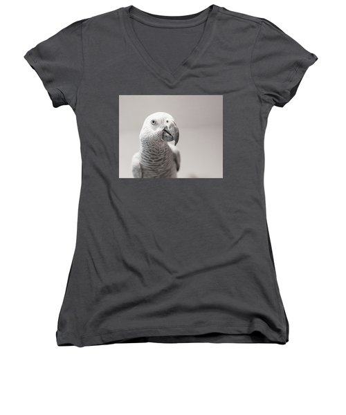 Watchful Women's V-Neck