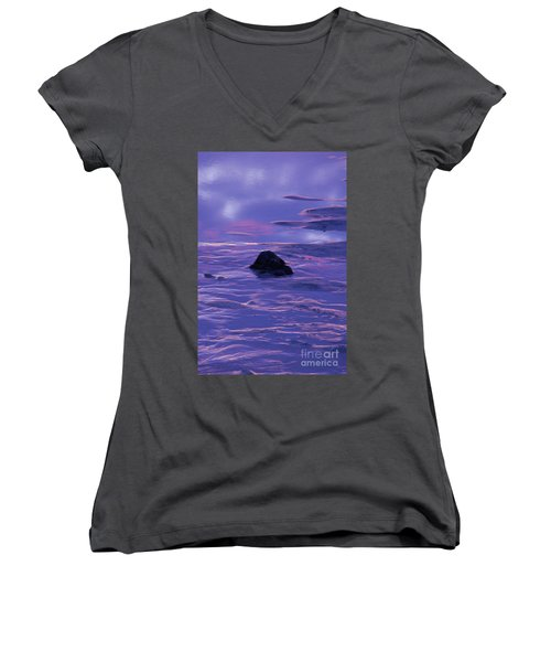 Water By Jenny Potter Women's V-Neck