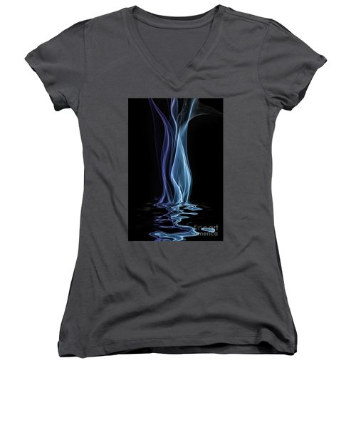 Water Dance Women's V-Neck (Athletic Fit)