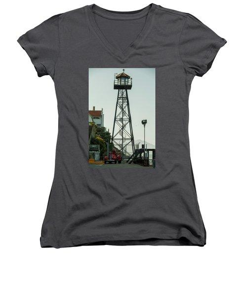 Water Tower Women's V-Neck