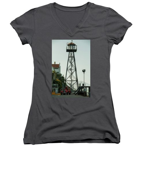 Water Tower Women's V-Neck