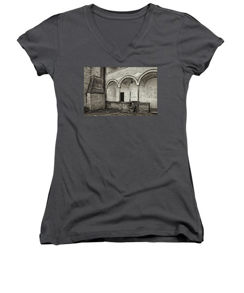 Well And Arcade Women's V-Neck