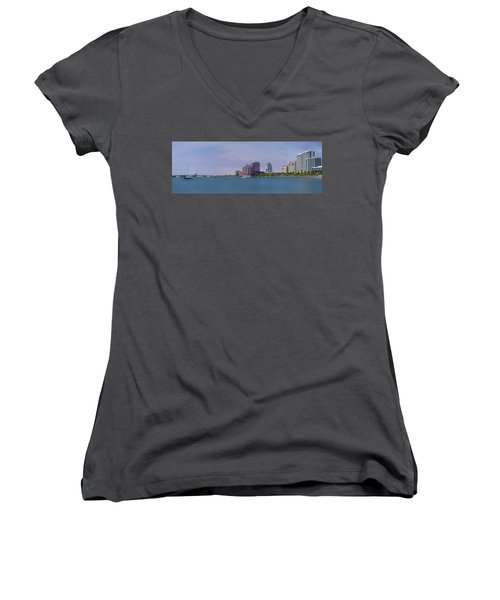 West Palm Beach - Spring Women's V-Neck