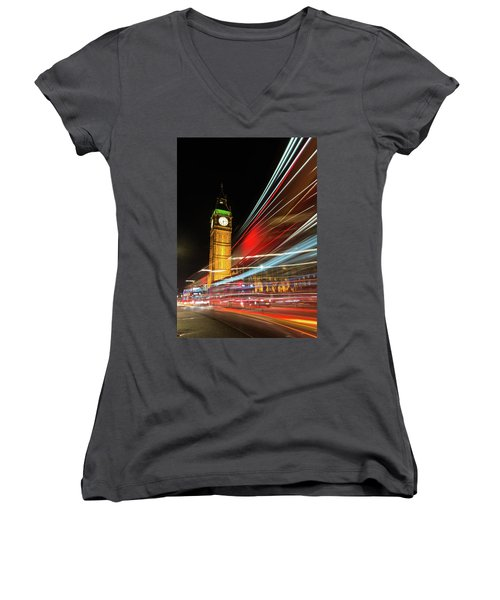Westminster Women's V-Neck (Athletic Fit)