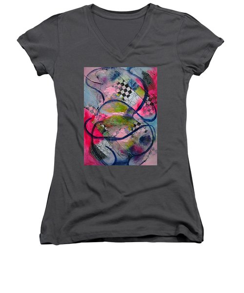 What's Not To Love Women's V-Neck