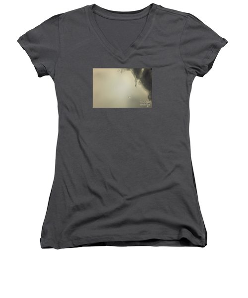 Where Memories Begin Women's V-Neck T-Shirt