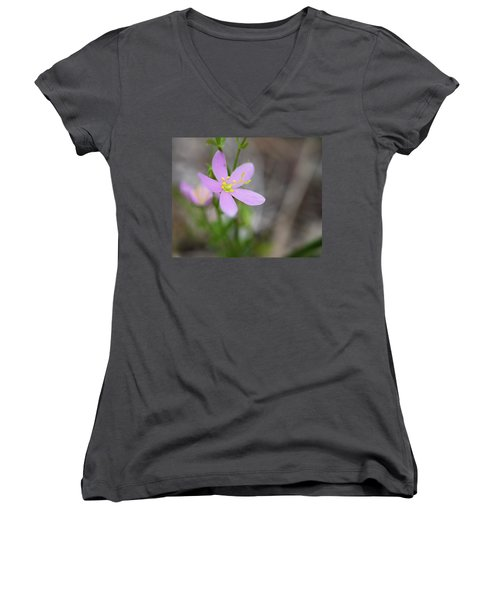 Whimsy Women's V-Neck (Athletic Fit)