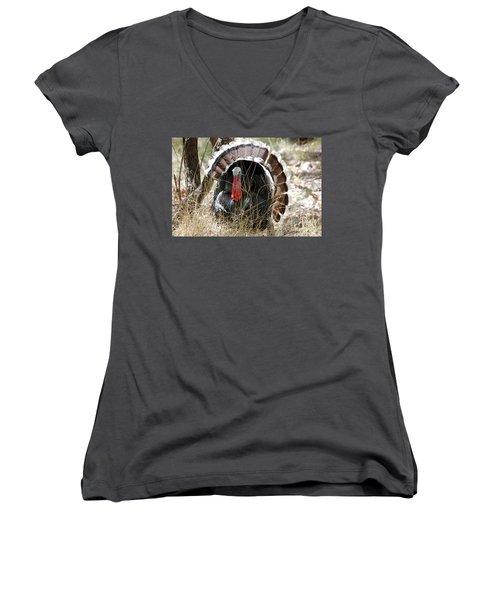 Wild Turkey Women's V-Neck