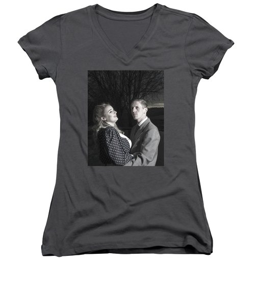 Will It Always Be Like This? Women's V-Neck
