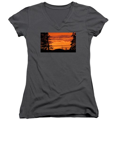 Williams Lake Women's V-Neck