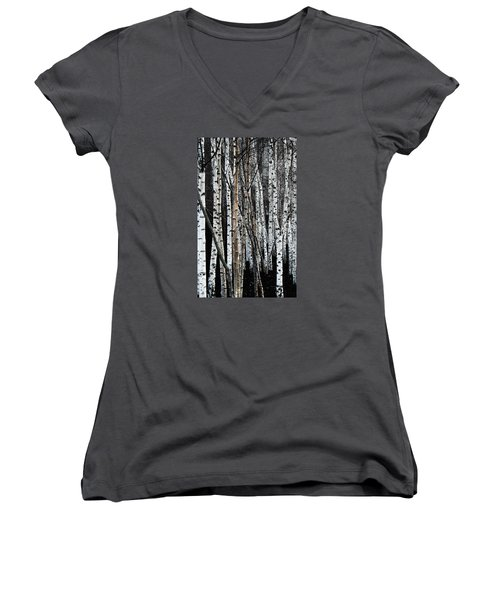 Birch Women's V-Neck
