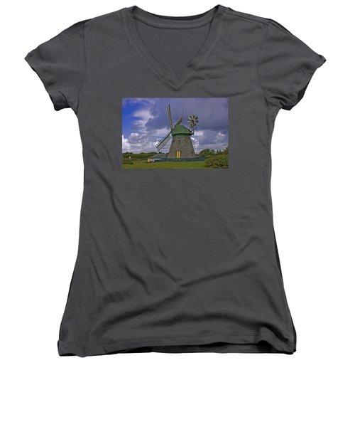 Windmill Amrum Germany Women's V-Neck