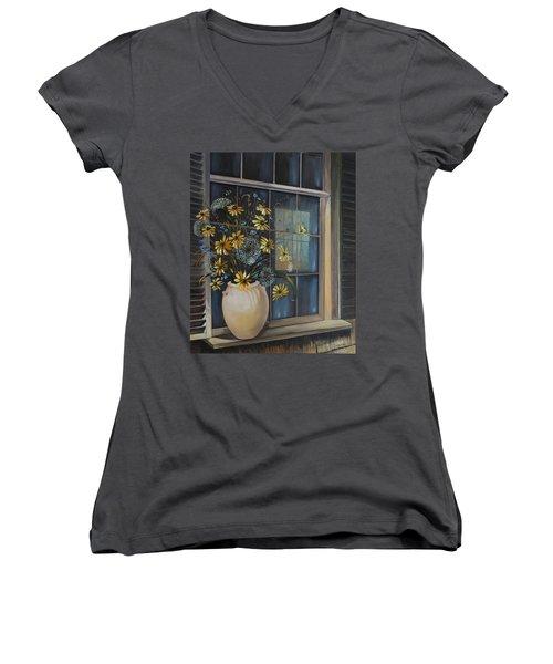 Window Dressing - Lmj Women's V-Neck