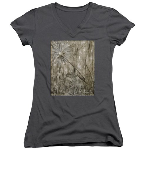 Wish From The Forrest Floor Women's V-Neck