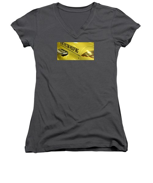 Wynn's Friction Proofing Indy 500 2116 Women's V-Neck