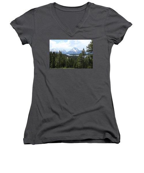 Wyoming 6490 Women's V-Neck