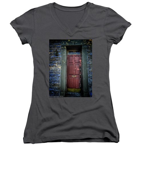 Yesteryear II Women's V-Neck T-Shirt