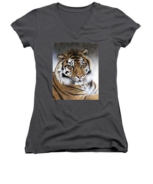 ZEN Women's V-Neck T-Shirt