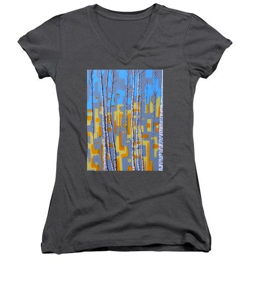 Zhivago Women's V-Neck T-Shirt (Junior Cut) by Tara Hutton