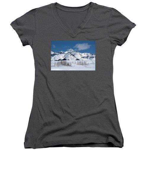 Mt Wilson Women's V-Neck