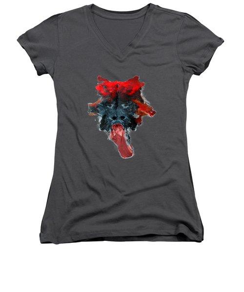 The Dead Beast Women's V-Neck