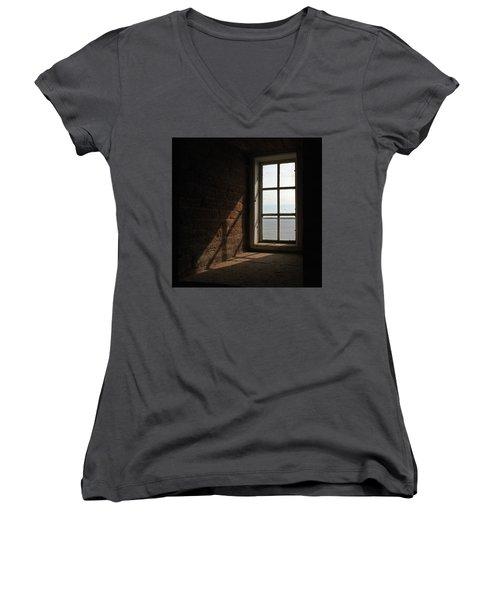 The Window Women's V-Neck