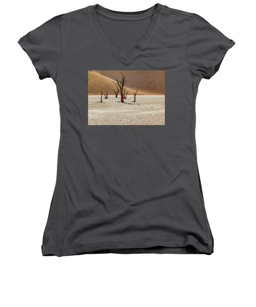 Deadvlei Women's V-Neck