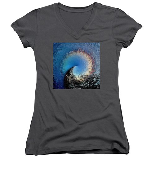 A Passage Of Time Women's V-Neck