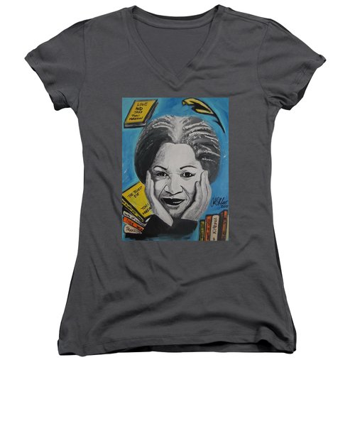 Author Toni Women's V-Neck