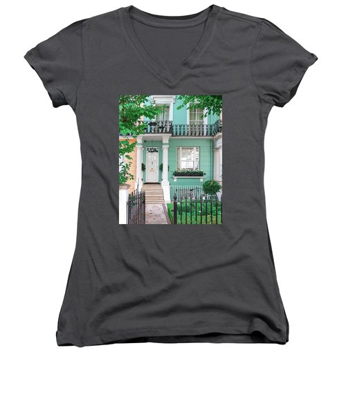 Bailey Women's V-Neck