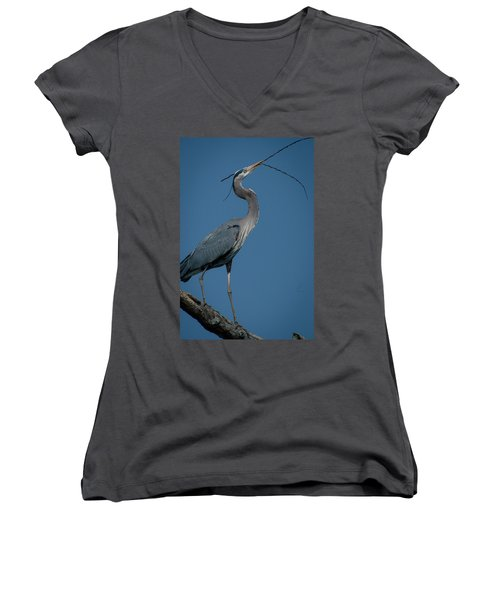 Blue Heron 2011-0322 Women's V-Neck